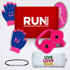 RUNBOX™ Gift Set - 'Tis the Season to Run (Female)