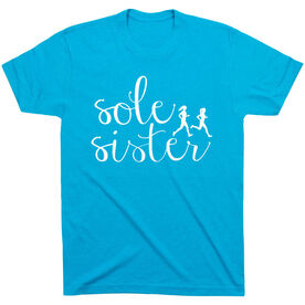 Running Short Sleeve T-Shirt - Sole Sister MRTT