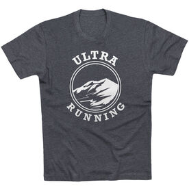 Men's Lifestyle Runners Tee Ultra Mountain