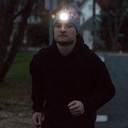 LED Performance Beanie - Sunrise