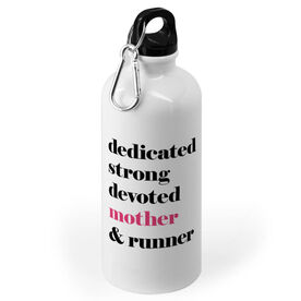 Running 20 oz. Stainless Steel Water Bottle - Mantra - Mother