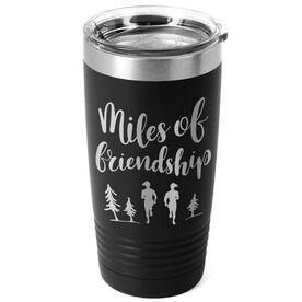 Running 20oz. Double Insulated Tumbler - Miles of Friendship
