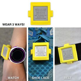 Universal IDmeBAND for Watch/GPS/Heart Monitor