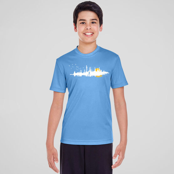 Men's Running Short Sleeve Tech Tee - Runner Reflection
