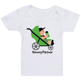 b31674ff0aa9f Baby Shirts for Future Runners, Running Baby T-Shirts