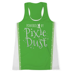 Women's Performance Tank Top - Powered By Pixie Dust