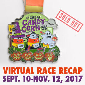 Virtual Race - The Great Candy Corn 5K