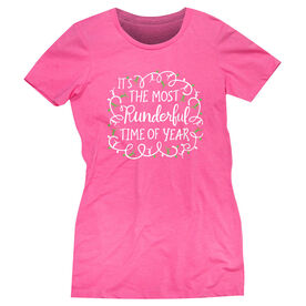 Women's Everyday Runners Tee - Runderful Time of Year