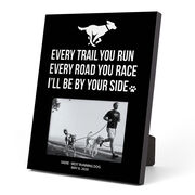Running Photo Frame - By Your Side