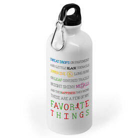 Running 20 oz. Stainless Steel Water Bottle - Runner's Favorite Things