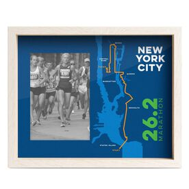 Running Premier Frame - New York City 26.2 Marathon