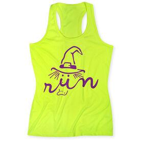 Women's Performance Tank Top - Witch Run