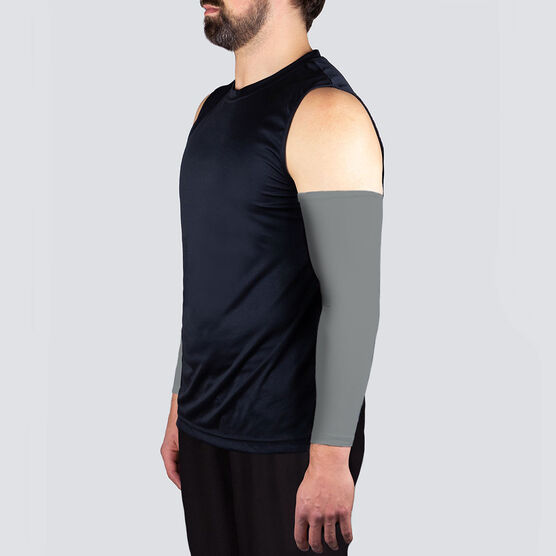 Printed Arm Sleeves - Solid Color