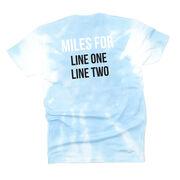 Running Short Sleeve T-Shirt - Custom Love