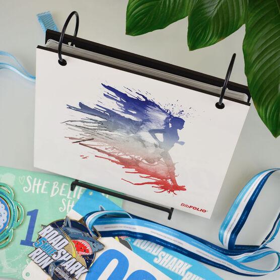 Bibfolio® Race Bib Album - Runnergy