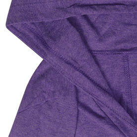 Women's Running Lightweight Performance Hoodie Makes Us Stronger