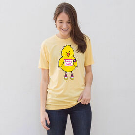 Running Short Sleeve T-Shirt - Running Chick