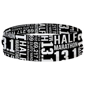 Running Multifunctional Headwear - 13.1 Math Miles RokBAND