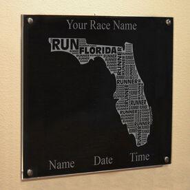 Florida State Runner Wall Art
