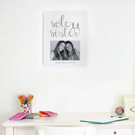 Running Photo Frame - Sole Sister Script