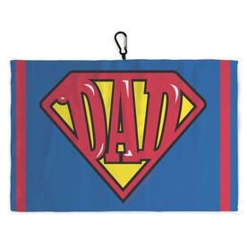 Running Workout/Golf Towel Super Dad