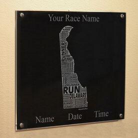 Delaware State Runner Wall Art