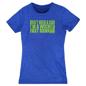 Women's Everyday Runners Tee Wicked Fast Runnah