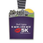 Virtual Race - Red Lippy Race for Grace 5K (2020)