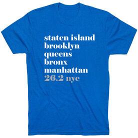 Running Short Sleeve T-Shirt - Run Mantra NYC