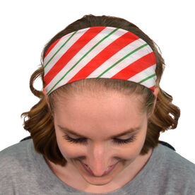 Original RokBAND Multi-Functional Headband (Candy Cane)
