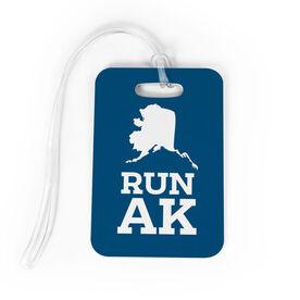 Bag/Luggage Tag Alaska State Runner
