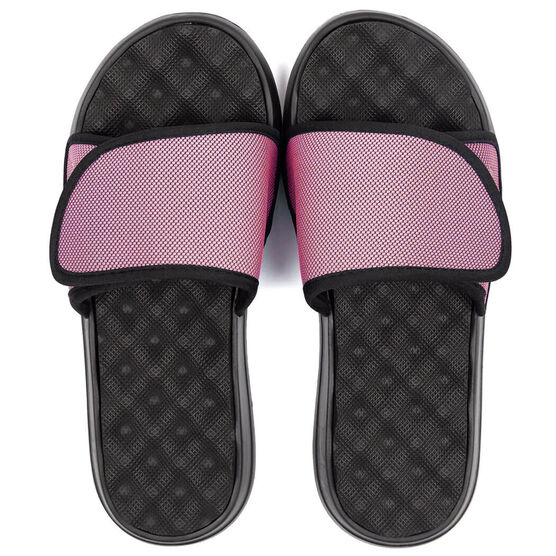 PR SOLES® Adjustable Strap Recovery Slide Sandals