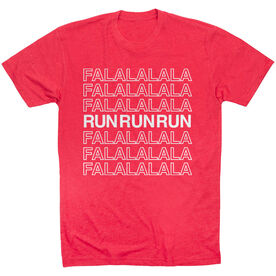 Running Short Sleeve T-Shirt - FalalalaRun