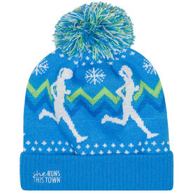 Running Knit Hat - SRTT Runner Girl