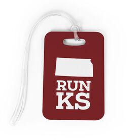 Bag/Luggage Tag Kansas State Runner