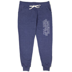 Running Women's Joggers - May The Course Be With You