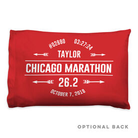 Running Pillow Case - Custom Race Basic