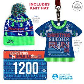 Virtual Race - Christmas Sweater Run 5K (2020)