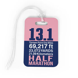 Running Bag/Luggage Tag - 13.1 Math Miles