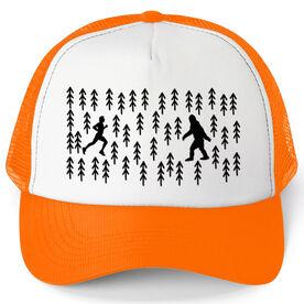 Running Trucker Hat - Bigfoot Run