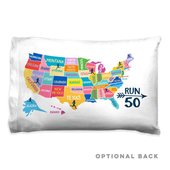 Running Pillowcase - Run 50