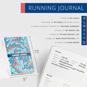 GoneForaRun Running Journal - Eat Sleep Run Repeat