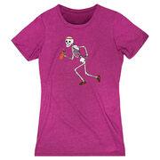Women's Everyday Runners Tee Never Stop Running