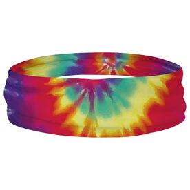 Multifunctional Headwear - Tie Dye Spiral RokBAND