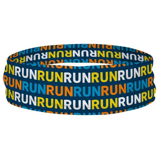 Running Multifunctional Headwear - Run Pattern RokBAND