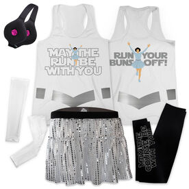 May The Run Be With You Running Outfit
