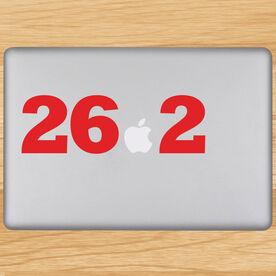 26.2 Removable GoneForaRunGraphix Laptop Decal