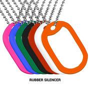 Add a Rubber Silencer