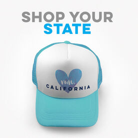Click To Shop All State Specific Trucker Hats