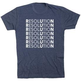 Running Short Sleeve T-Shirt - Resolution Run